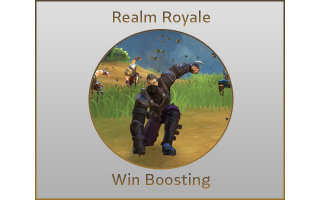 Realm Royale Win Boosting