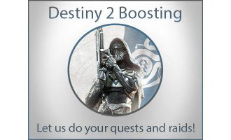 Destiny 2 Boosting
