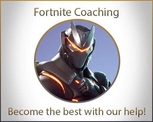 Fortnite Coaching