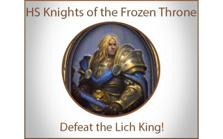 Knights of the Frozen Throne - Defeat Lich King