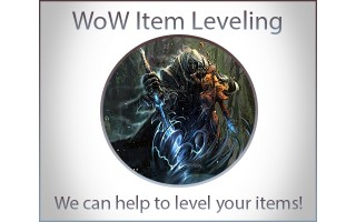 Item Leveling Service Boost
