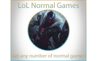 LoL Normal Games Wins