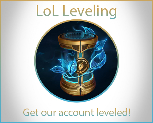 LoL Power Leveling