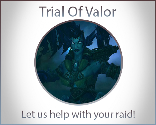 Trial of Valor Boost