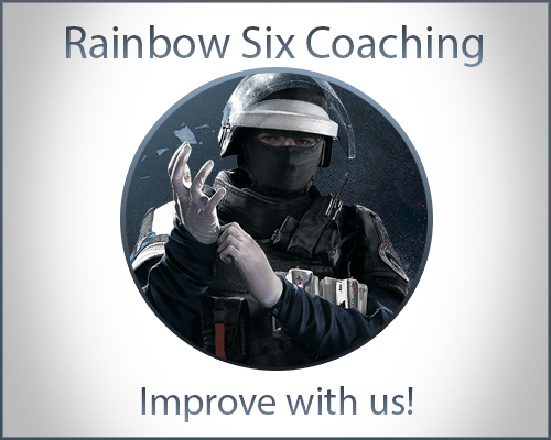 Rainbow Six Siege Coaching