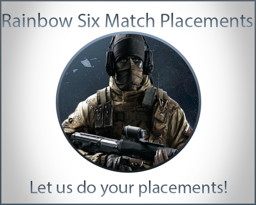 Rainbow Six Siege Placement Matches