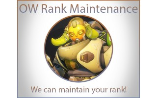 Overwatch Rank Maintenance