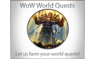 World Quests Farm