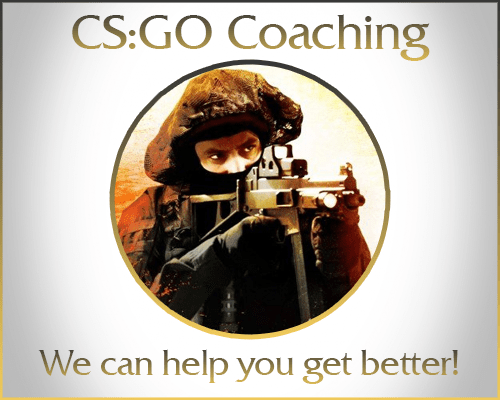 CS GO Coaching