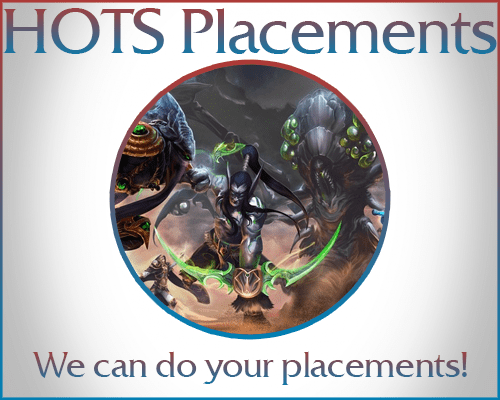 HotS Placement Matches