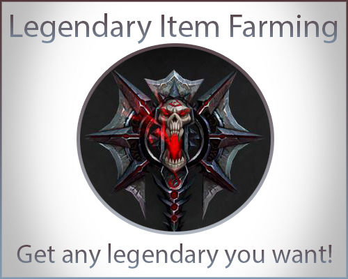 Legendary Item Farming