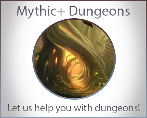 Mythic + Dungeon Farming