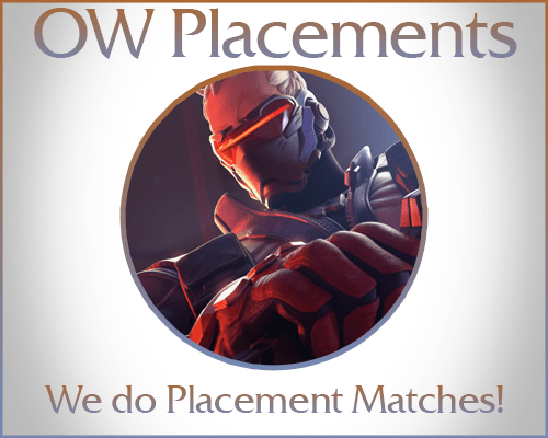 OW Placement Matches