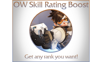 Overwatch Rank Boosting