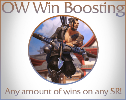 Overwatch Win Boosting