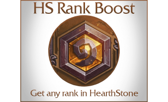 Hearthstone Rank Boost