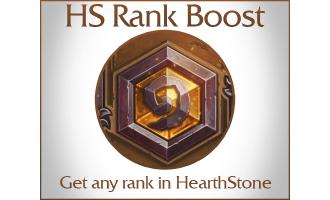 Hearthstone Rank Boost