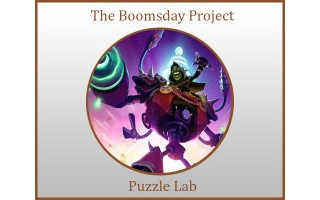Hearthstone Puzzle Lab