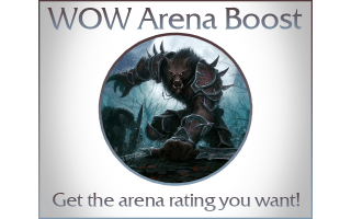 WoW Arena Boost
